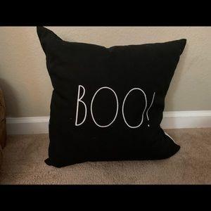 Re dunn Halloween pillow